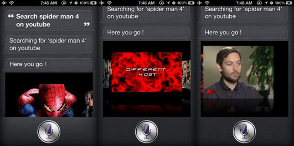 Sara: лучшая альтернатива Siri для iPhone 4, 3GS, iPad и iPod touch