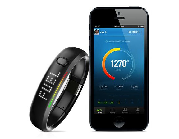 New Nike FuelBand colors launch at Nike and Apple retail