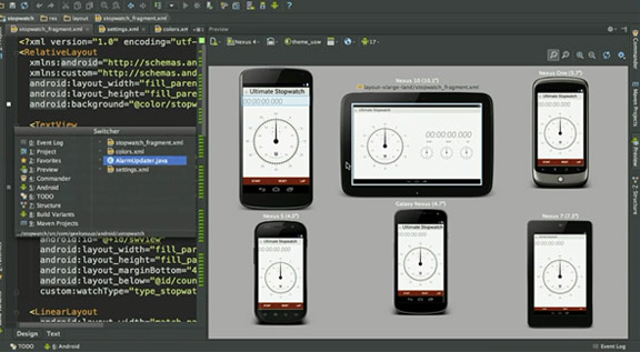 Android studio 4