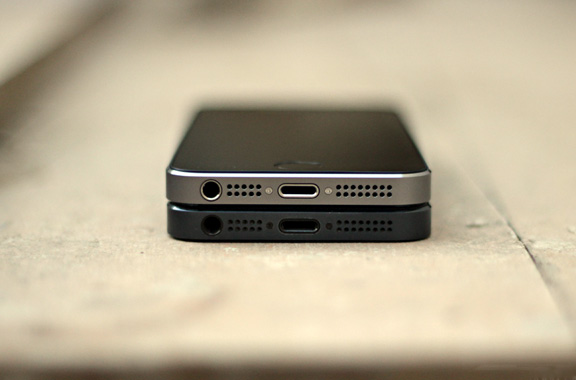how to change mac address in iphone 5s