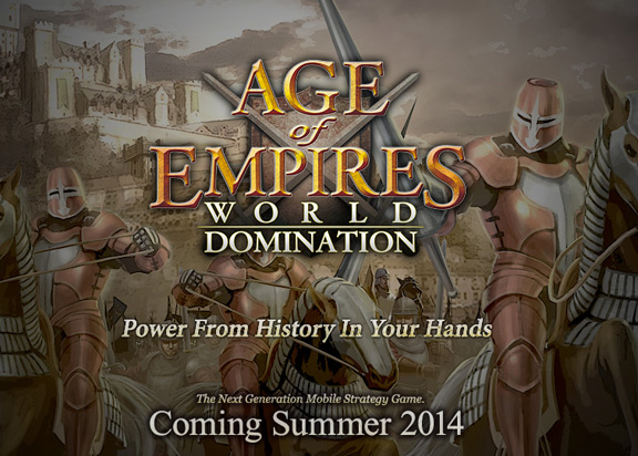 Age of Empires: World Domination ???????? ?? iOS ?????