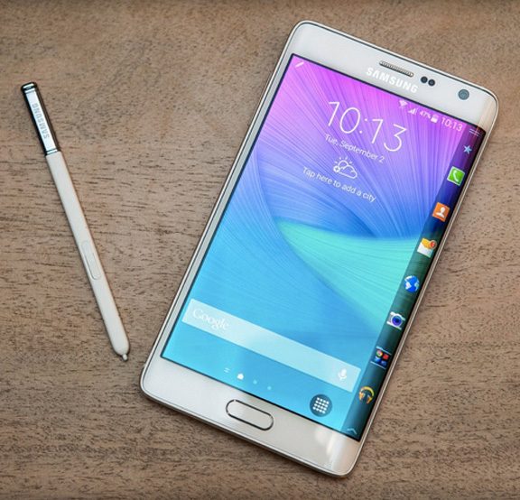 ios news iphone ipad samsung unveiled the galaxy note 4 and curved galaxy note edge. Black Bedroom Furniture Sets. Home Design Ideas