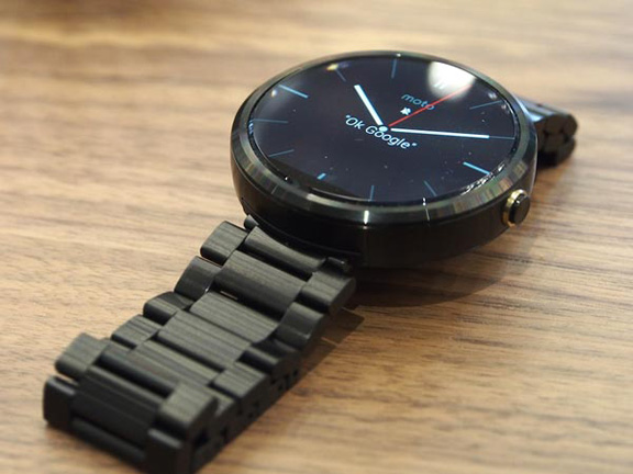 how to connect moto 360 to iphone