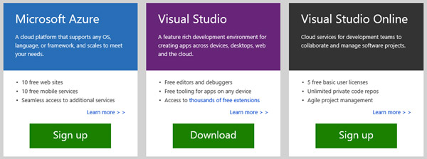 Free-Visual-Studio