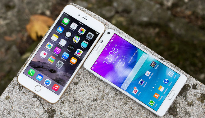 Samsung-Galaxy-Note-4-vs-Apple-iPhone-6-Plus-1