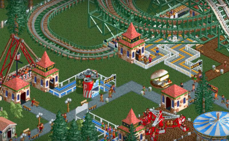 Rollercoaster-Tycoon-Classic-2