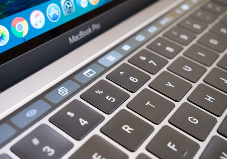 nose-1 What To Do If Your MacBook Pro Touch Bar Gets Hung