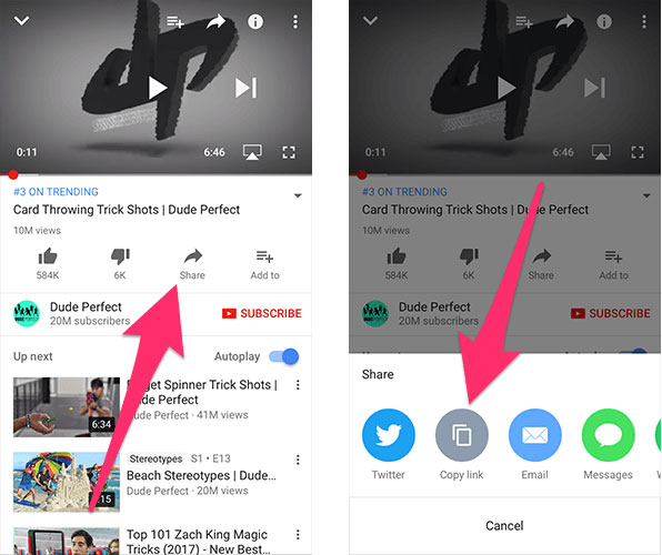 How to download youtube videos on iphone/ipad | ios 11 youtube.